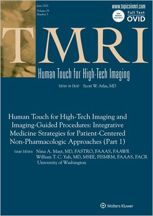 Topics in Magnetic Resonance Imaging (TMRI)