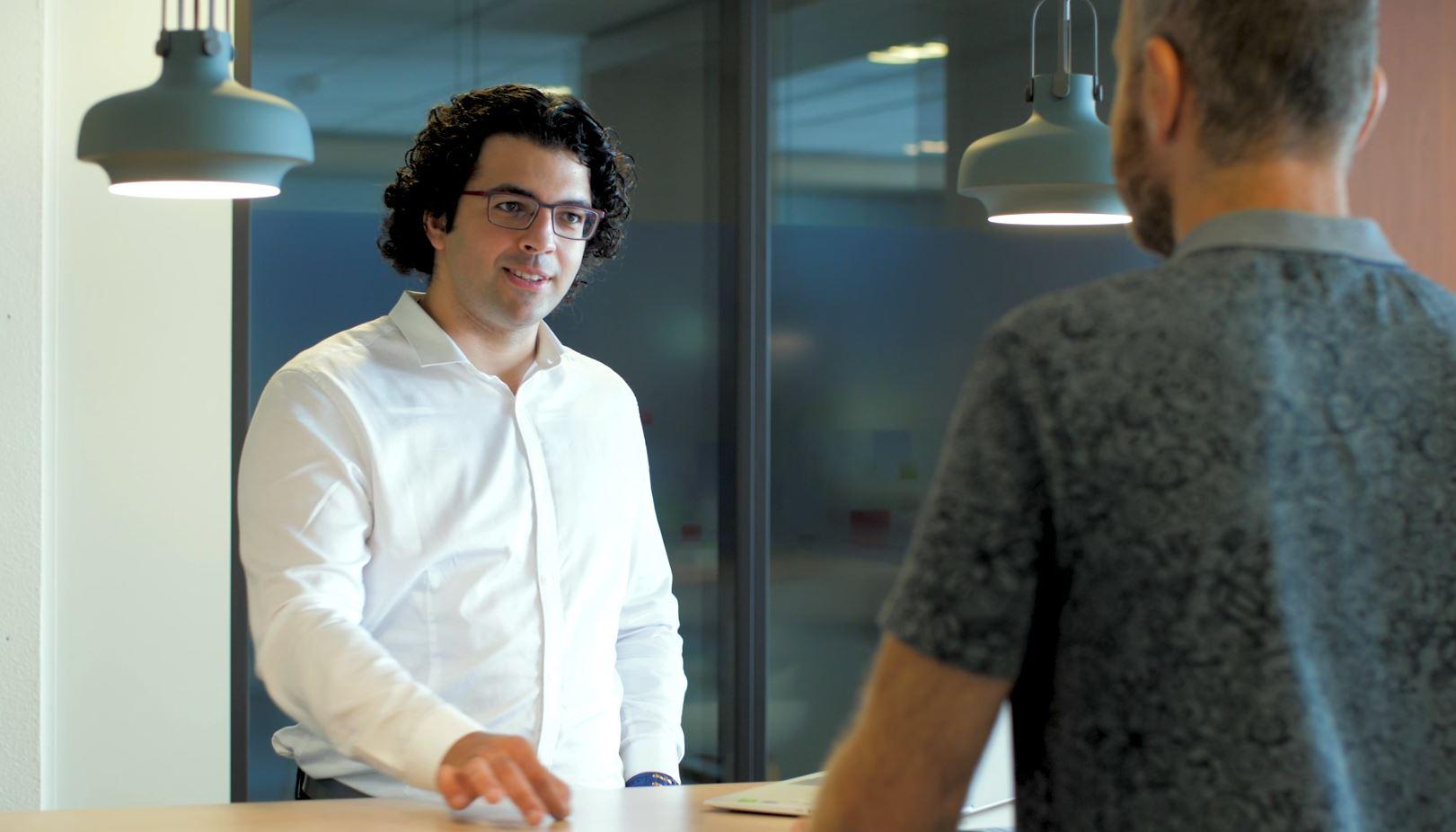 Snapshot interview Reza Zeldenrust