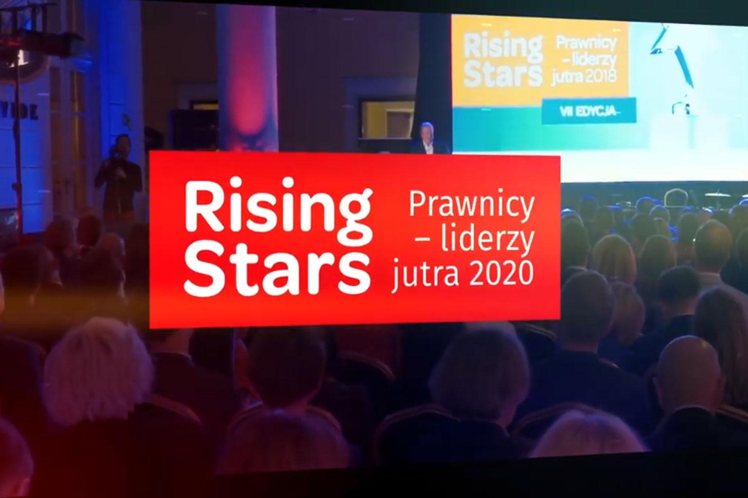 Rising Stars Prawnicy - liderzy jutra