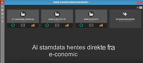Integration e-conomic