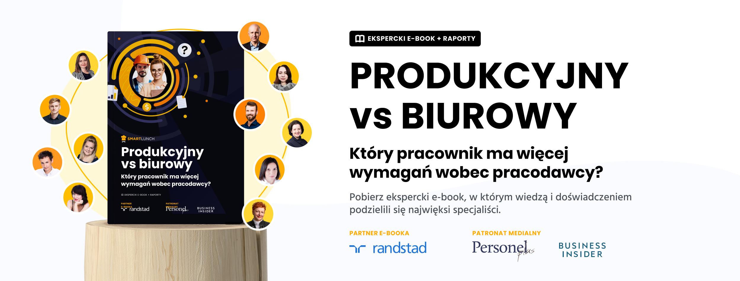 Produkcyjny vs Biurowy