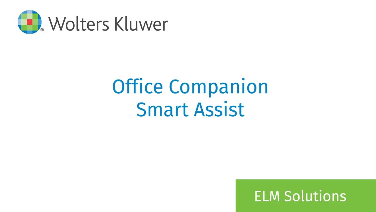 TyMetrix 360 Office Companion Smart Assist