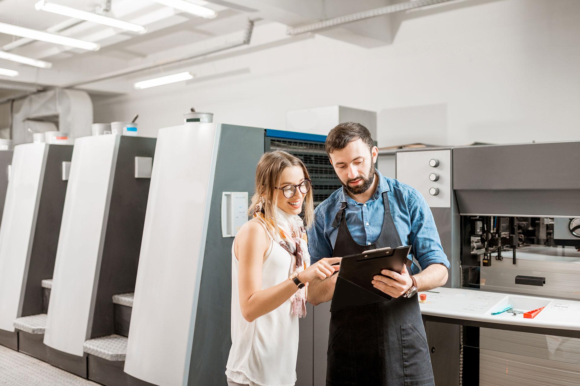 Secure Digital Print