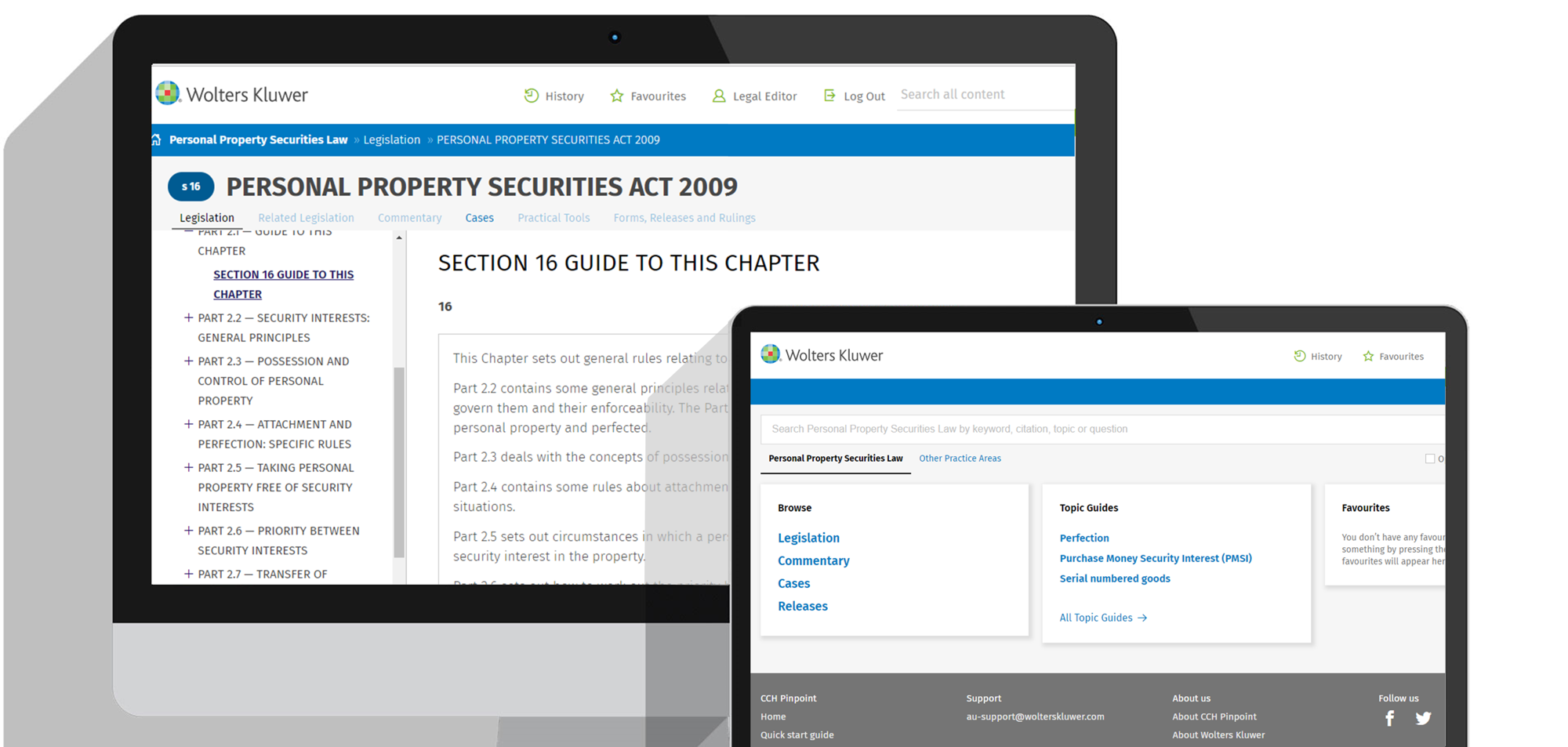 Personal Property Securities Law