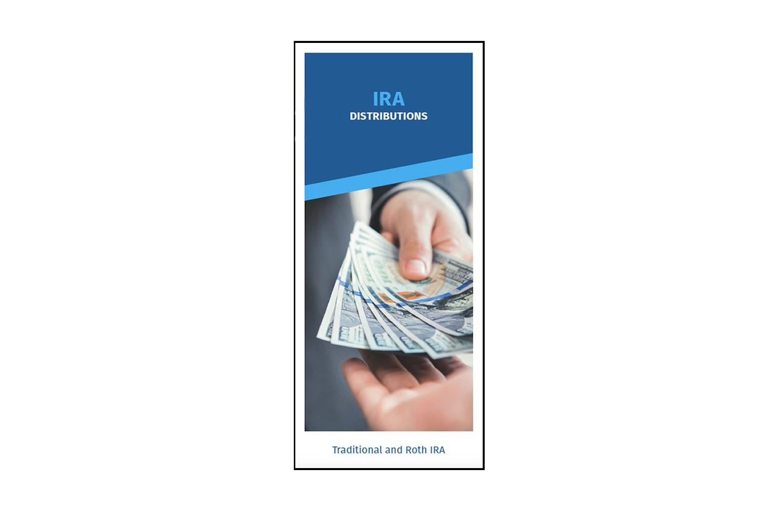 IRA Distributions Brochure