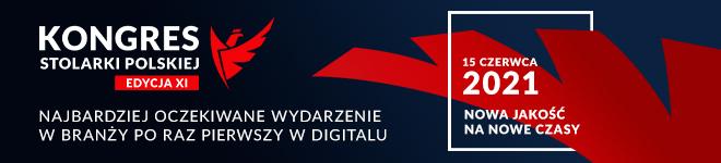 Kongres Stolarki Polskiej harmonogram