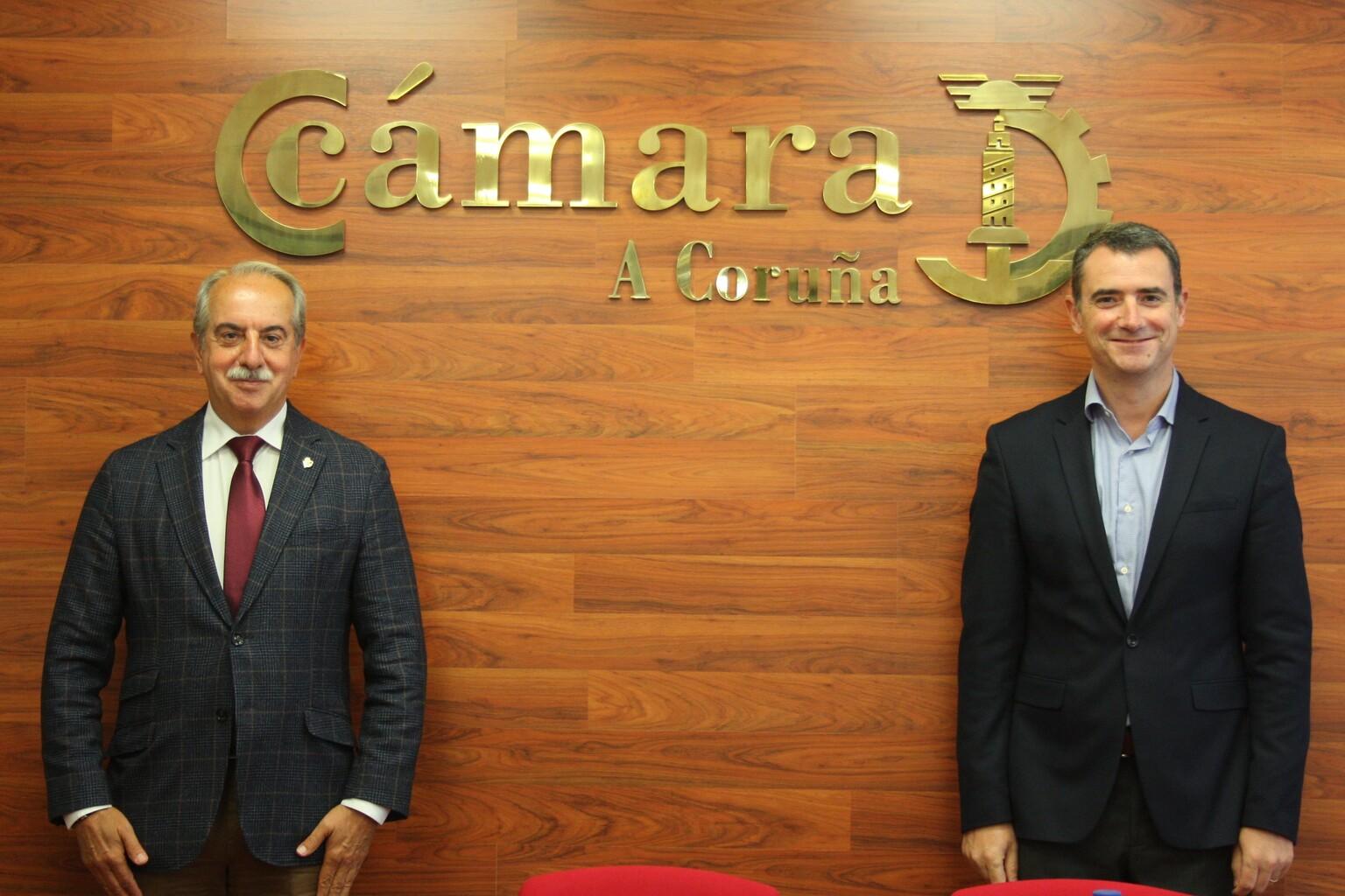 Acuerdo Wolters Kluwer y la Cámara de Comercio de A Coruña
