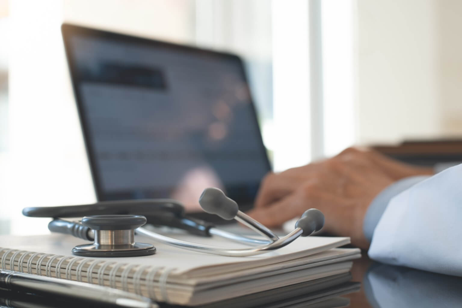Provider searching medical records