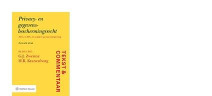 Cover Tekst & Commentaar Privacy- en gegevensbeschermingsrecht