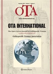 OTA International journal cover