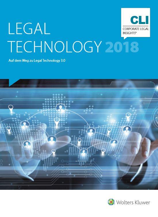 Studie Legal Technology 2018