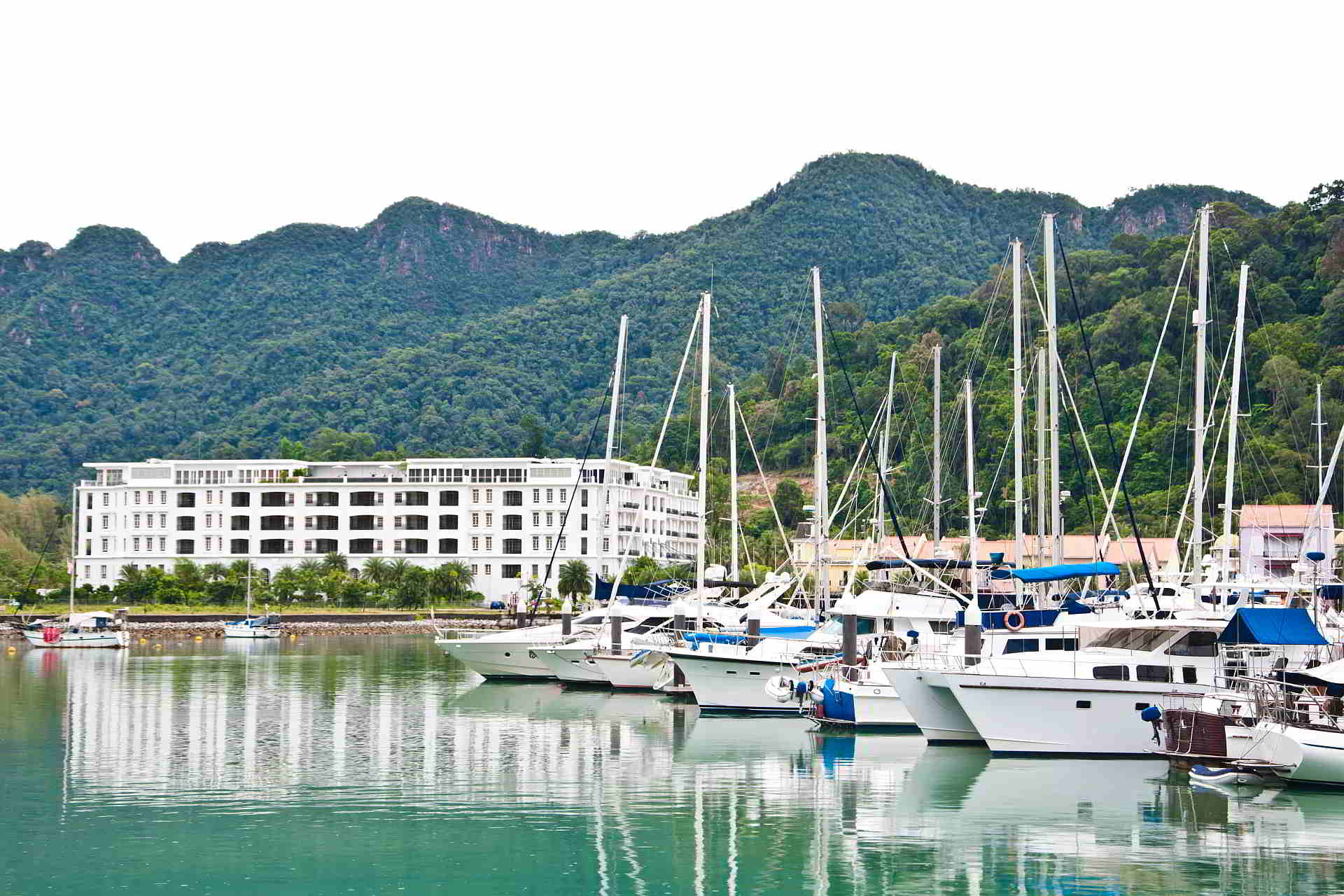 There are several considerations for choosing where to register a yacht under a flag of convenience