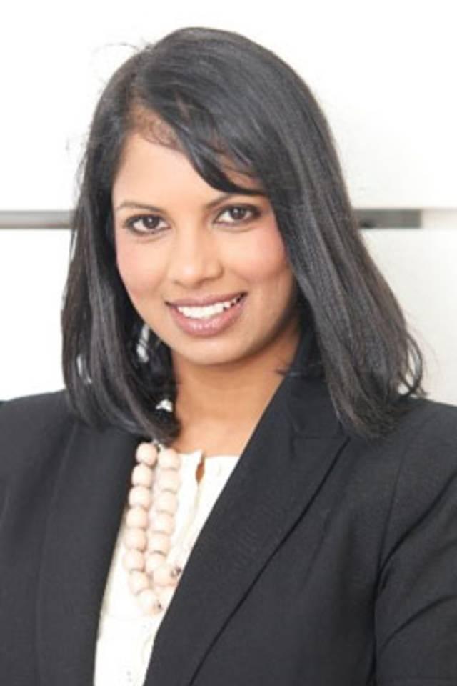 Sherika Ponniah