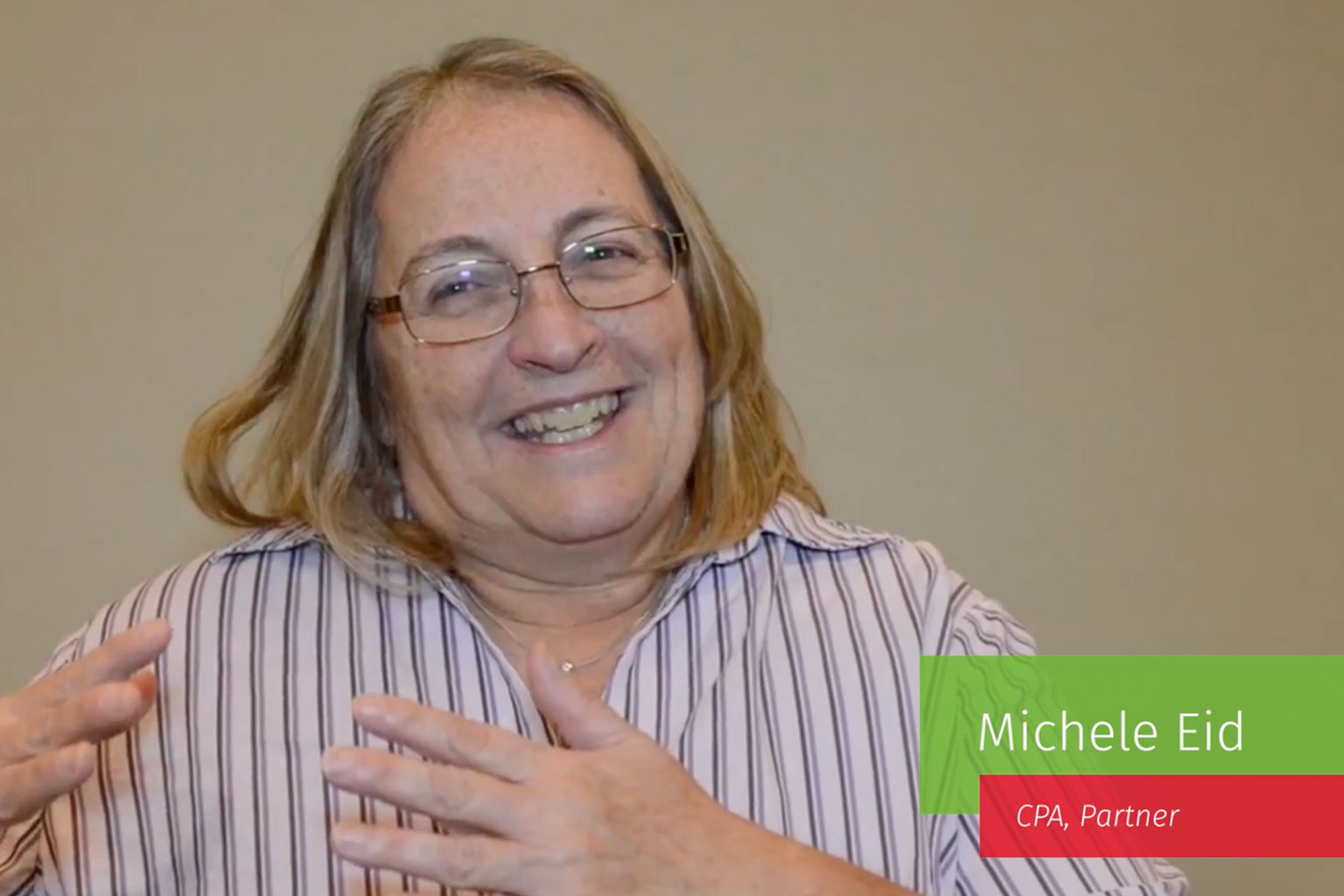 CCH AnswerConnect Testimonial by Michele Eid