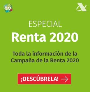 especial renta 2020