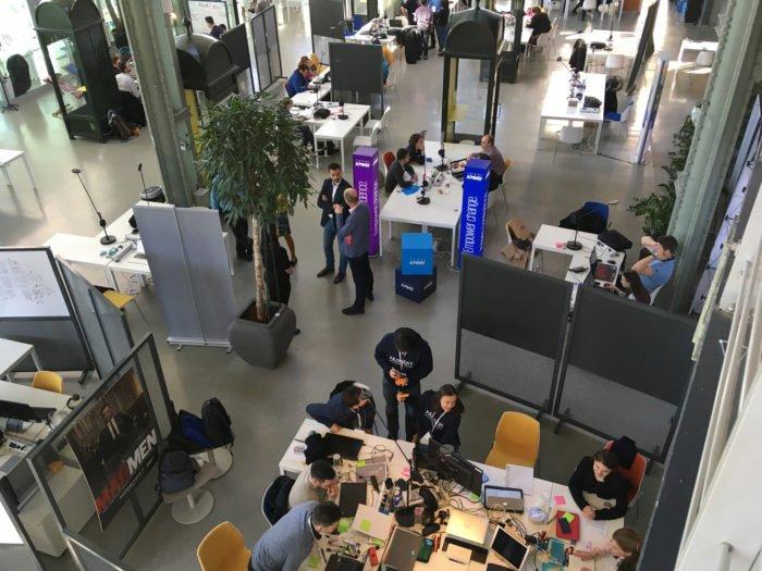 Hackathon 2019 - helyszín