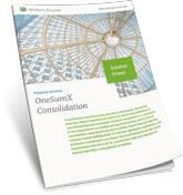 OneSumX Consolidation Solution Primer