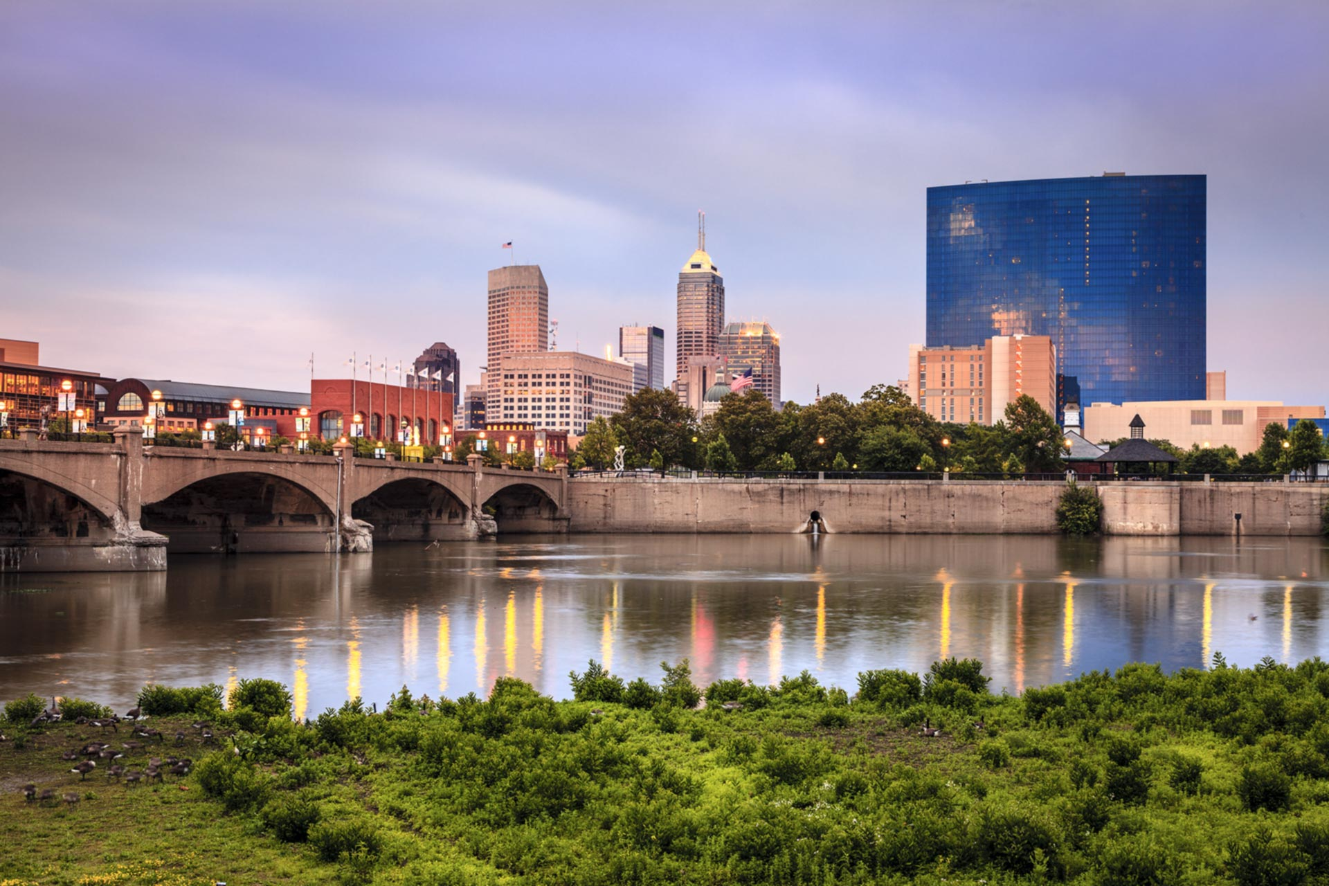 Indiana has special considerations for a registered agent.  CT Corporation has experienced professionals who can assist.