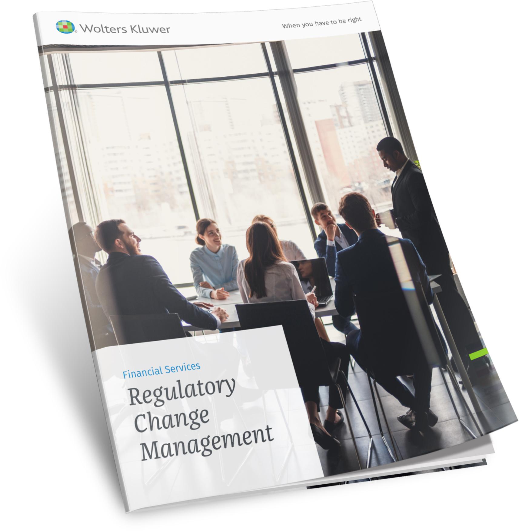 Regulatory Change Management
