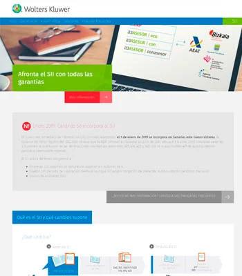 Web: Suministro Especial de Información (SII)