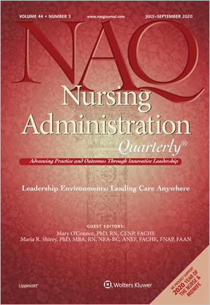 Nursing Administration Quarterly