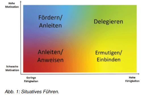 Expert Insight Situatives Führen Abbildung 1