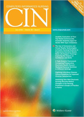 Computers, Informatics, Nursing (CIN)
