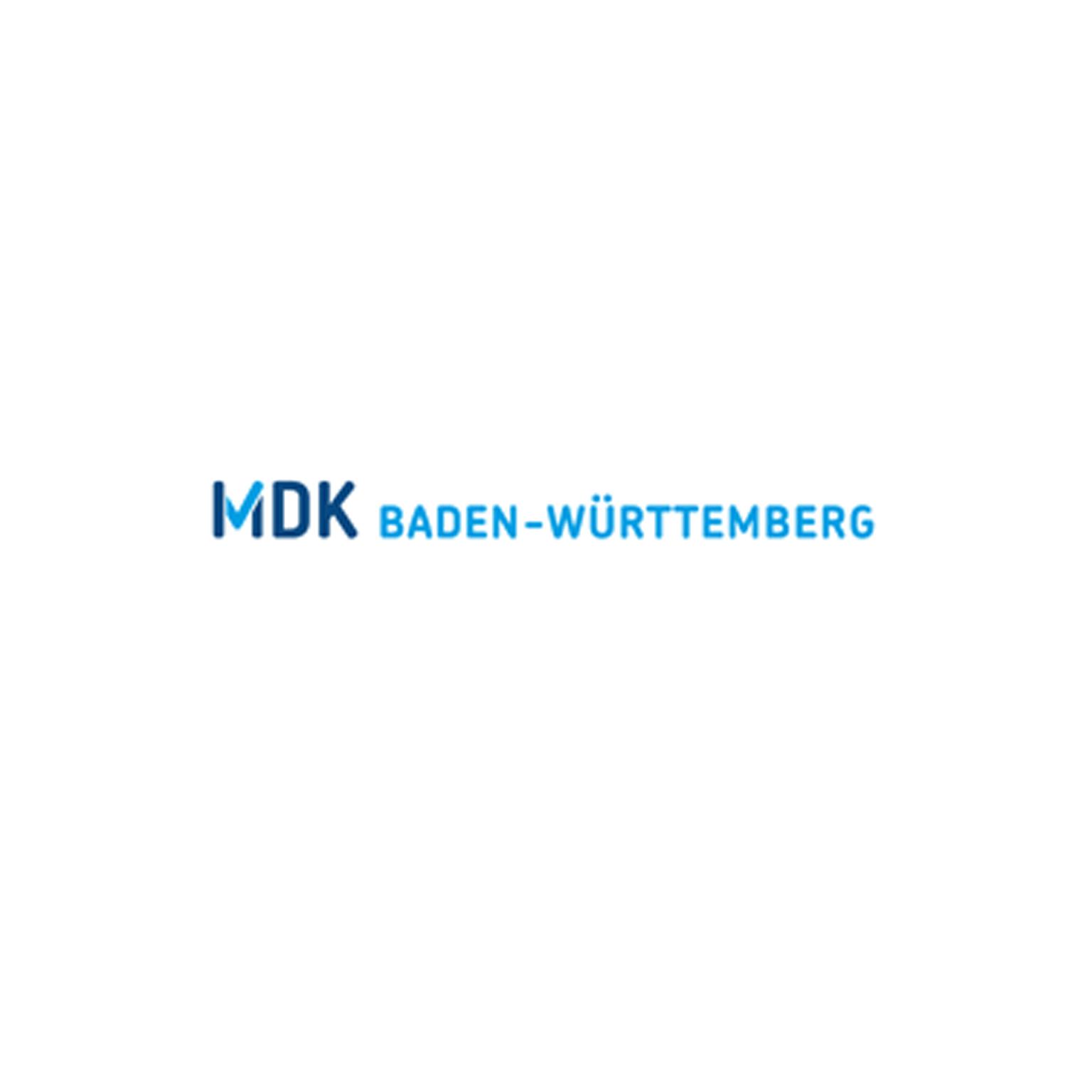 DictNow Referenz Medizinischer Dienst der Krankenversicherung Baden-Württemberg