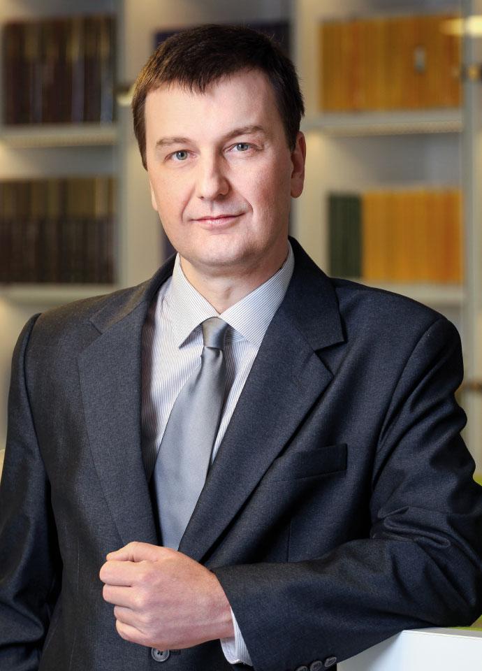 Maciej Krajewski - Dyrektor Segmentu Przedsiębiorstw w Wolters Kluwer Polska