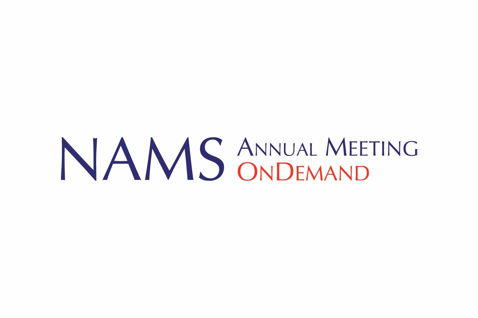 NAMS OnDemand logo