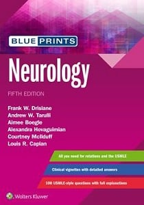 Blueprints Neurology book cover