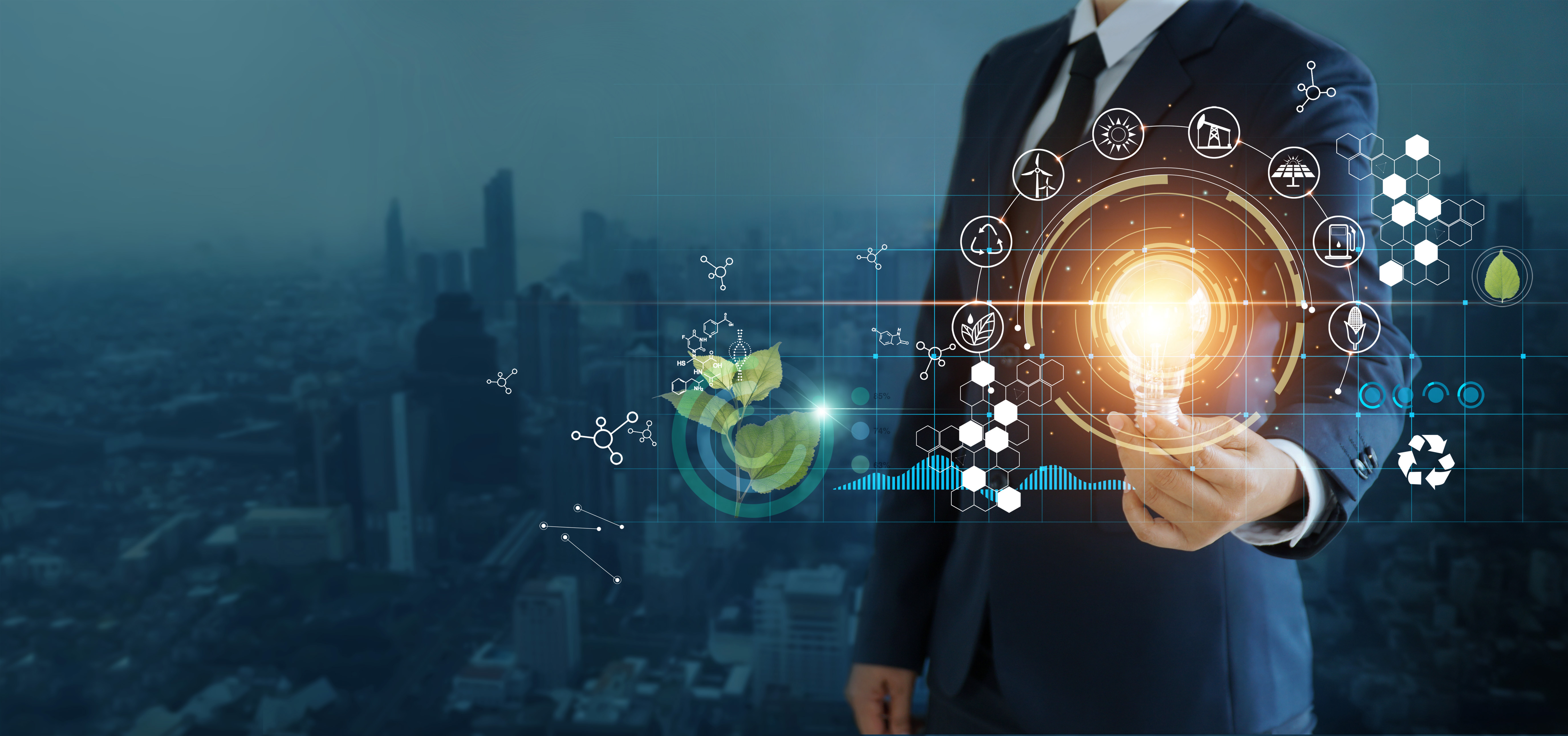 Transizione ecologica e digitale: cosa significano per il mondo aziendale?