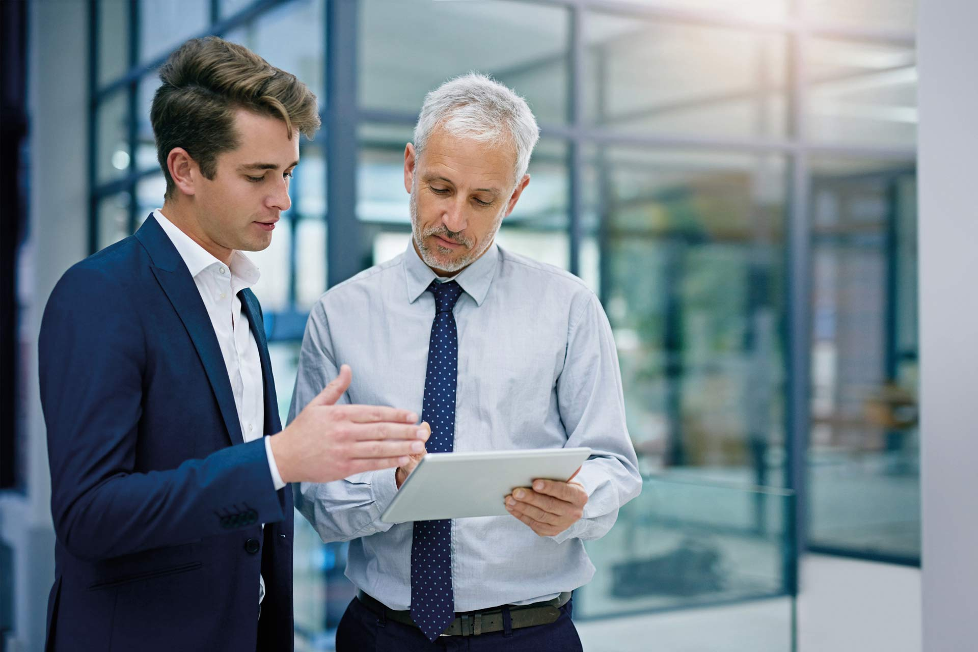 Advanced Ledger Accounting