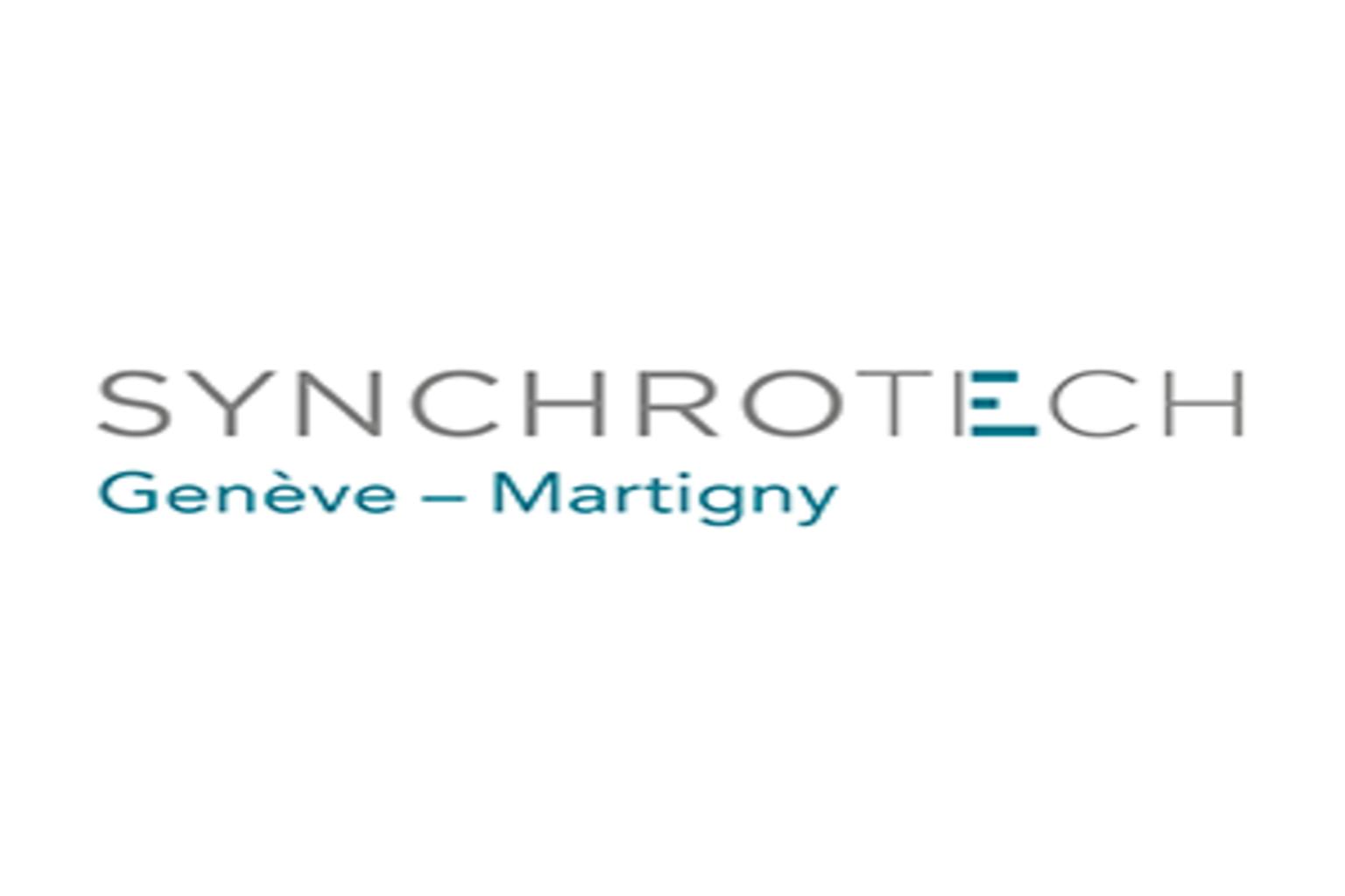 Synchrotech logo