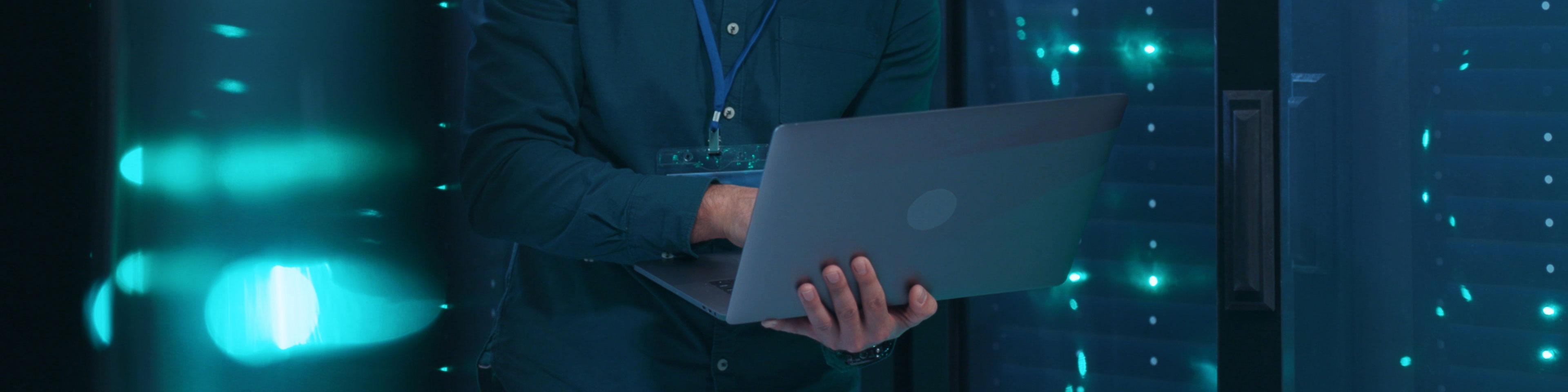 Cybersecurity data center