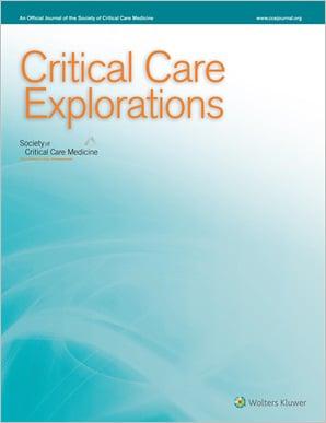 Critical Care Explorations