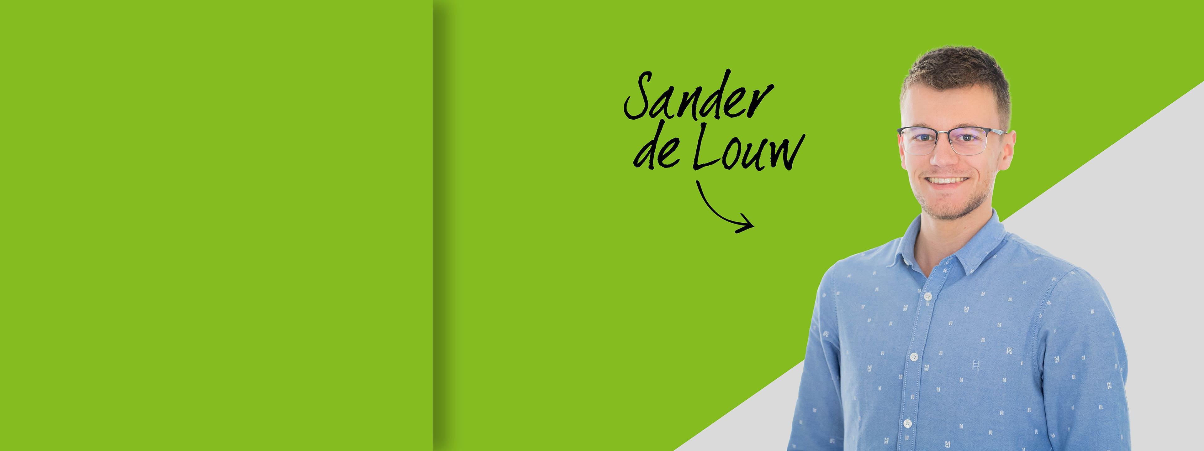 Sander de Louw, de Louw accountants