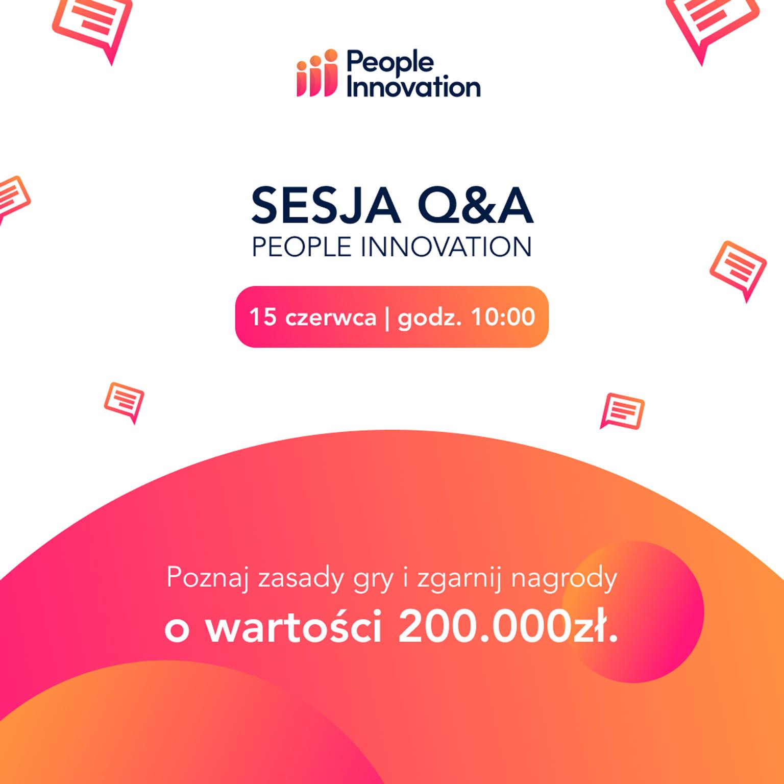 Sesja QA People Innovation