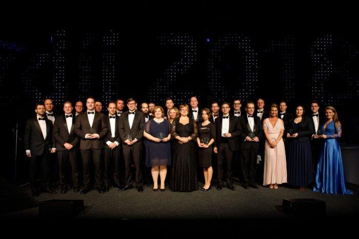 A 2018-as Jogászdíj díjazottjai