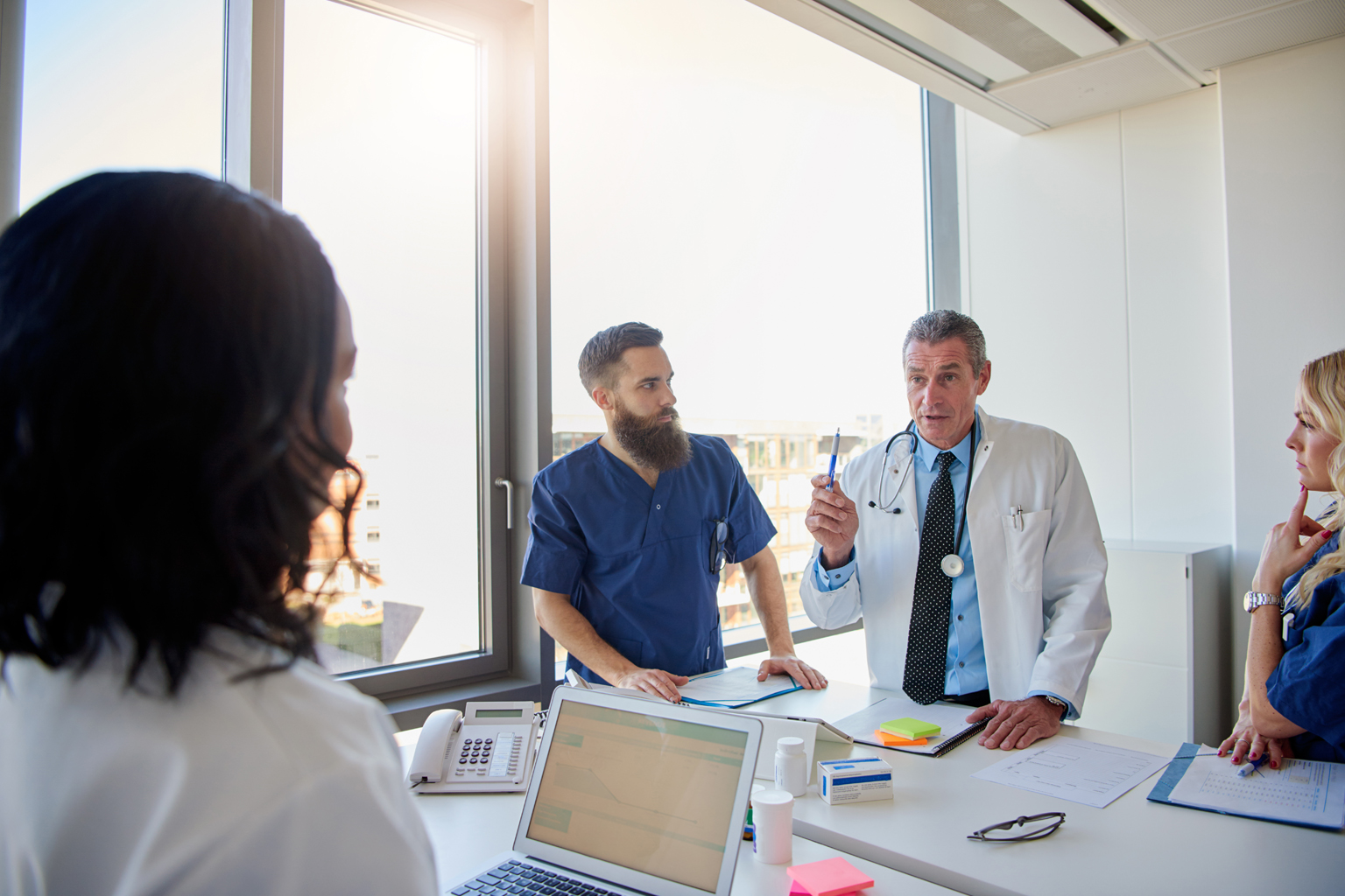What should nurse leaders know about communication overhauls?