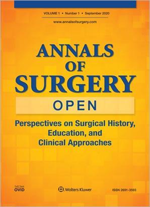 Annals of Surgery Open