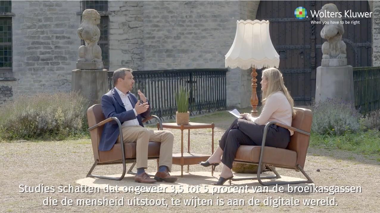 Tax Talk Interview Olivier Vergeynst