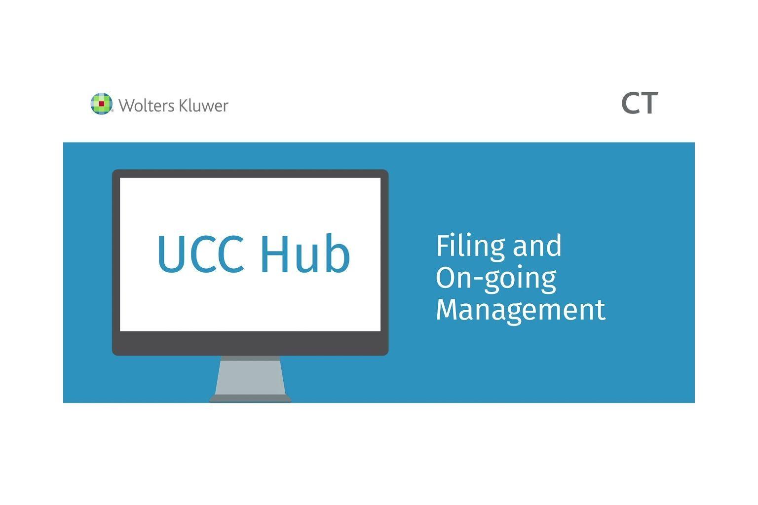 UCC Hub will streamline your process