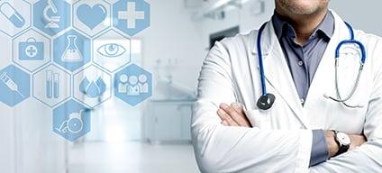 healthcare specialty audiences