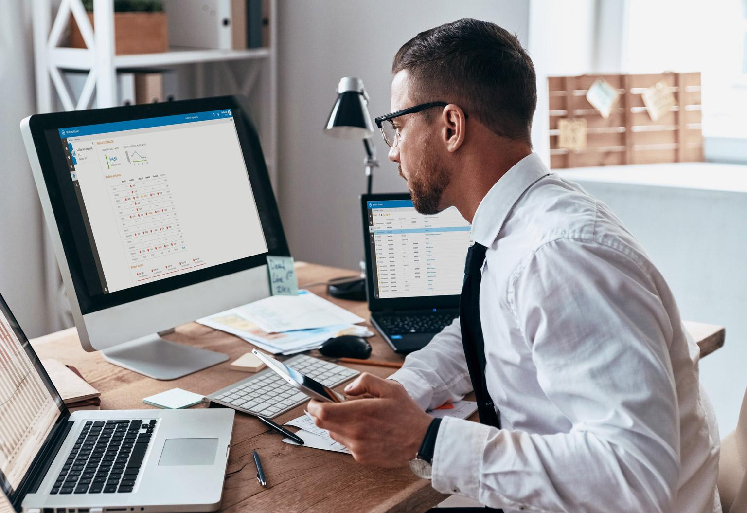 Programas de contabilidad para asesorías