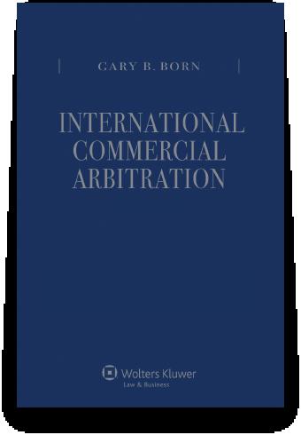 KA Born International Comercial Arbitration
