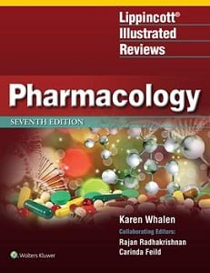 Lippincott Illustrated Reviews: Pharmacology book cover