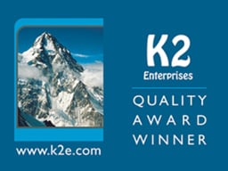 K2 Awards logo