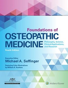 Foundations of Osteopathic Medicine book cover