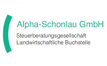 alpha schonlau logo
